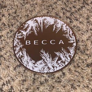 Becca eyeshadow pallet